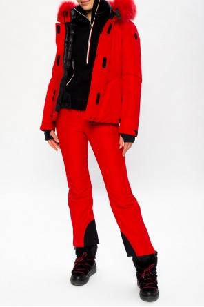 'laplance' hooded down jacket od Moncler Grenoble