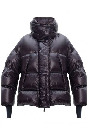 'arpuilles' down jacket with hood od Moncler Grenoble