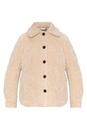 Fur jacket od Samsøe Samsøe
