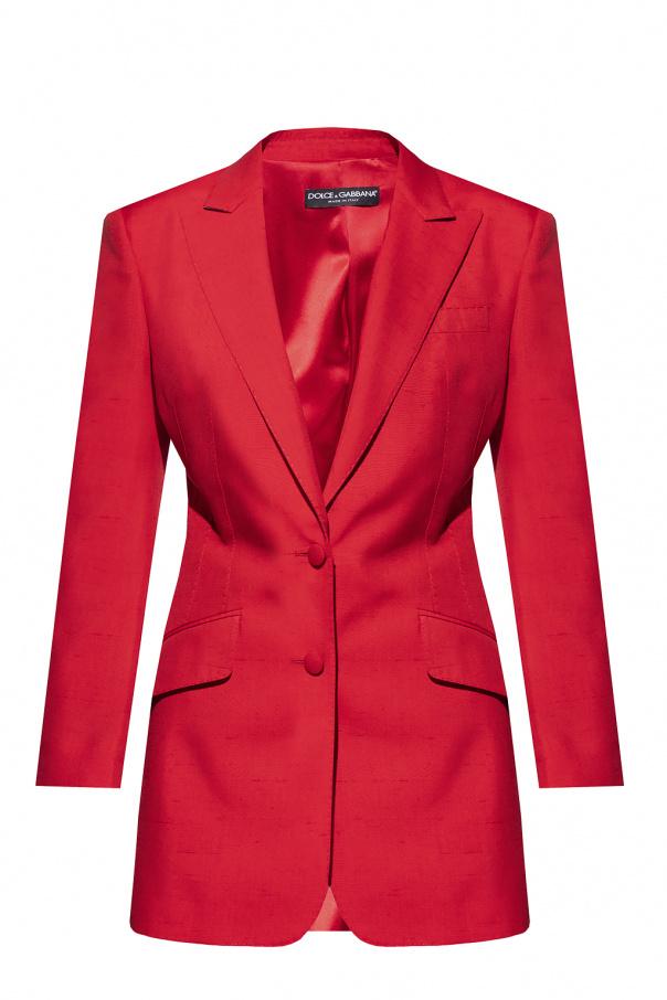 Dolce & Gabbana 枪驳领夹克
