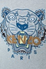 Kenzo Tiger head-embroidered sweatshirt