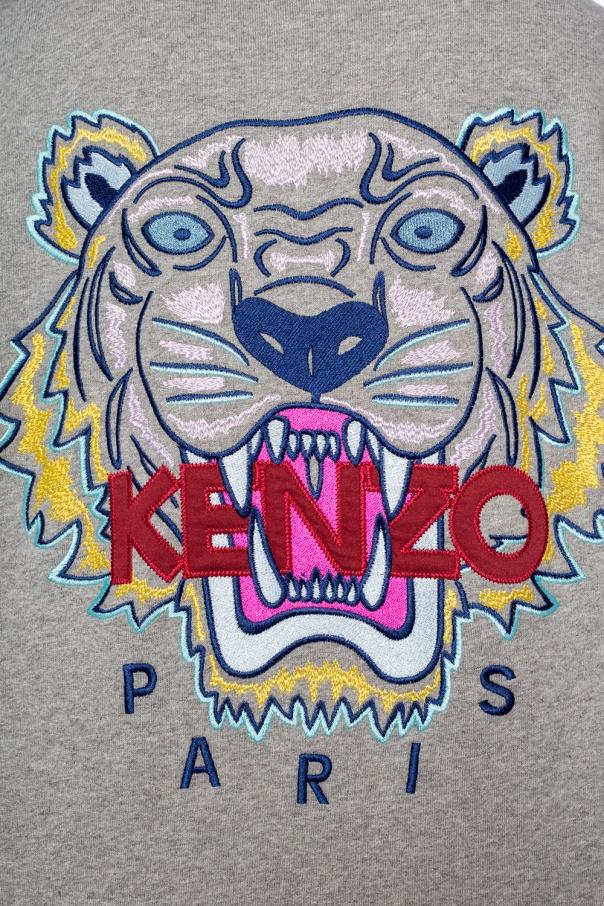 Tiger head sweatshirt od Kenzo