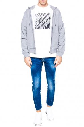 Sweatshirt with hoodie od Kenzo