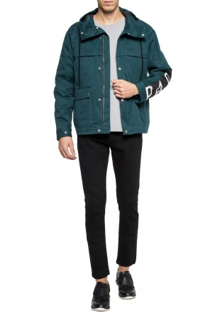 Patched jacket od Kenzo