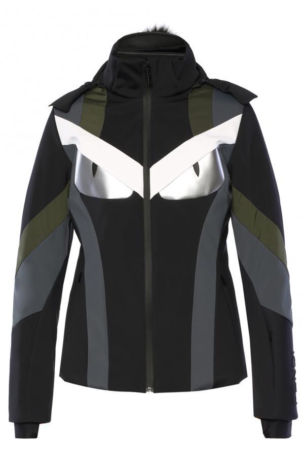 Adorned ski jacket Fendi - Vitkac shop online e6497b1ab