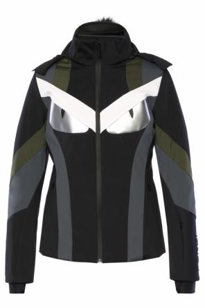 Adorned ski jacket od Fendi
