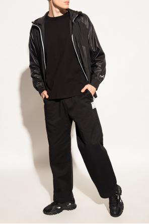 Jacket with logo od Kenzo