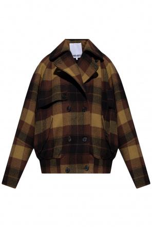 Checked jacket od Kenzo