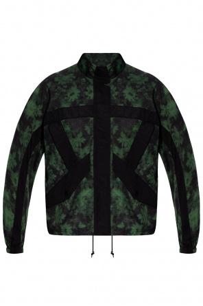 Rain jacket with standing collar od Kenzo