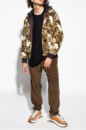 Patterned hooded jacket od Kenzo