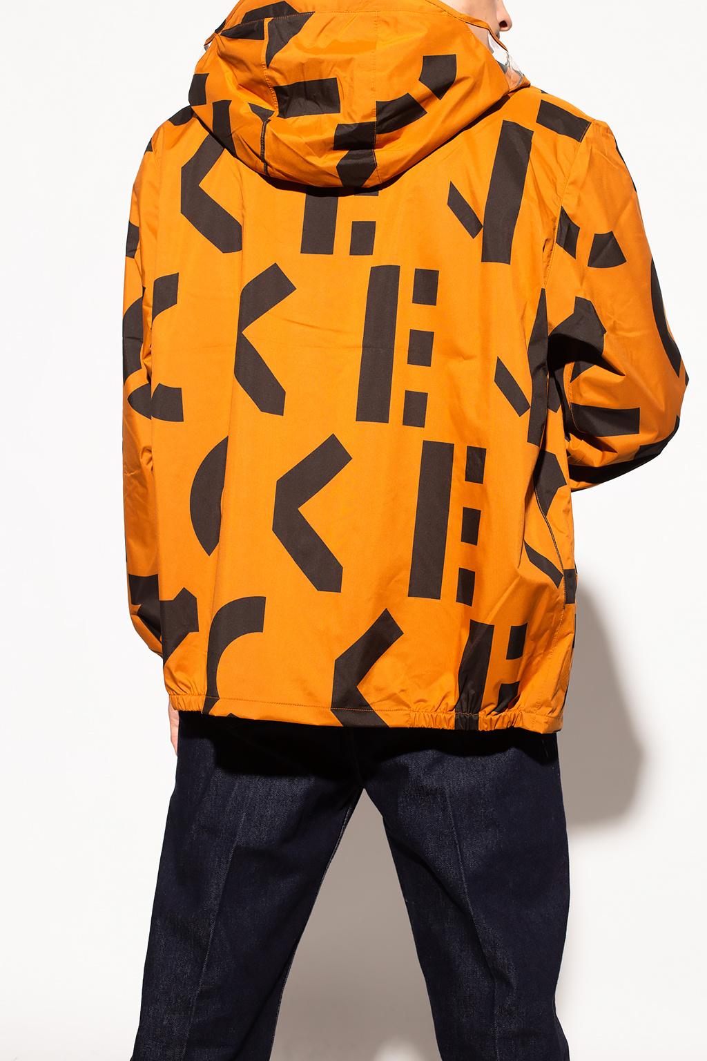 Kenzo Hooded rain jacket