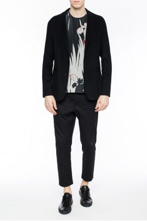 Blazer with notch lapels od AllSaints
