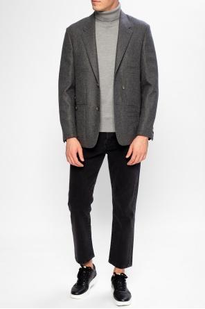 Blazer with several pockets od Fendi