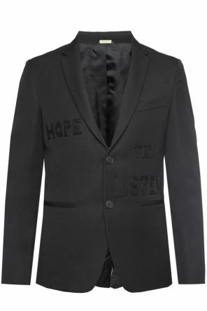 Single-vented blazer od Fendi