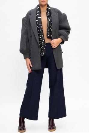 Wool jacket od Fendi