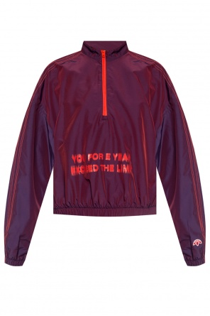 Printed jacket od ADIDAS by Alexander Wang