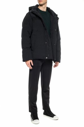 Hooded down jacket od Acne