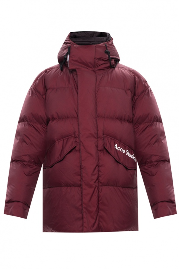 Acne Studios Quilted down jacket