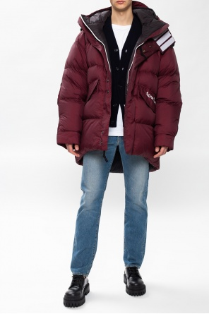 Quilted down jacket od Acne Studios