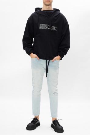 Jacket with logo od Acne Studios
