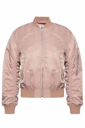 Insulated bomber jacket od Acne
