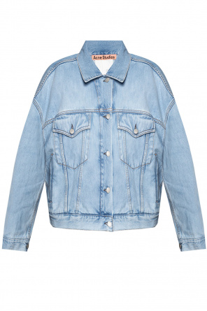 Oversize denim jacket od Acne Studios