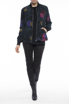 Patterned jacket od Diesel