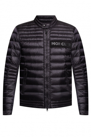 'conques' quilted down jacket od Moncler