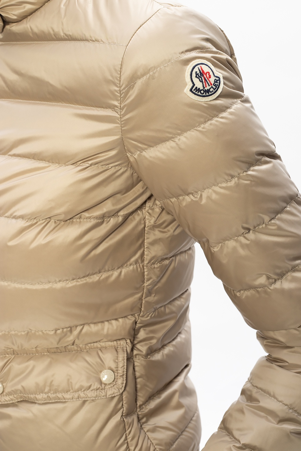 Moncler 'O' 'Lans' quilted jacket