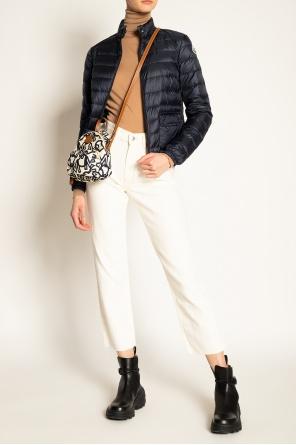 'lans' quilted jacket od Moncler
