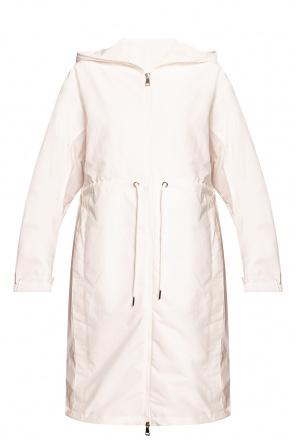 'alcyone' hooded rain jacket od Moncler 'O'