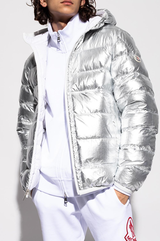 Moncler 'Freville' reversible down jacket