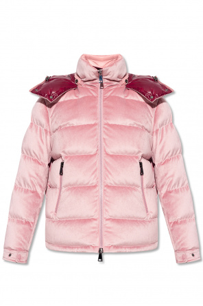 'holostee' down jacket od Moncler