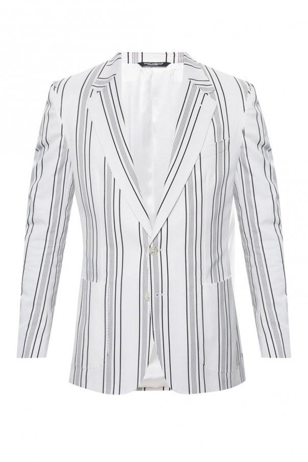Dolce & Gabbana Notch lapel blazer