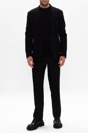 Notch lapel blazer od Dolce & Gabbana
