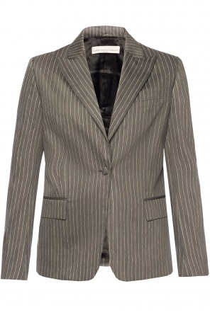 Striped blazer od Golden Goose