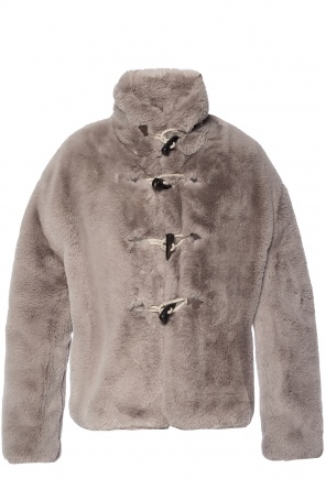 Jacket with collar od Golden Goose
