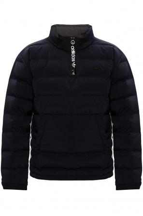 Down jacket with logo od ADIDAS Originals