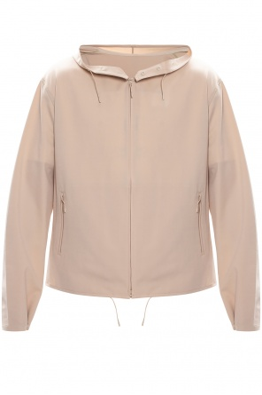 Jacket with logo od Y-3 Yohji Yamamoto