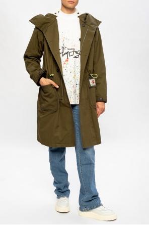 Hooded coat od Golden Goose
