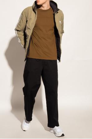 Reversible jacket with logo od ADIDAS Originals