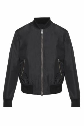 Insulated 'bomber' jacket od Ami Alexandre Mattiussi