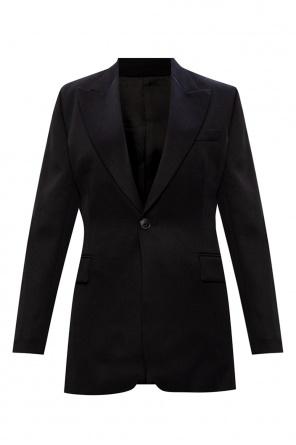 Double-vented blazer od Ami Alexandre Mattiussi