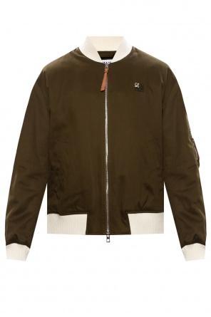 Bomber jacket with logo od Loewe