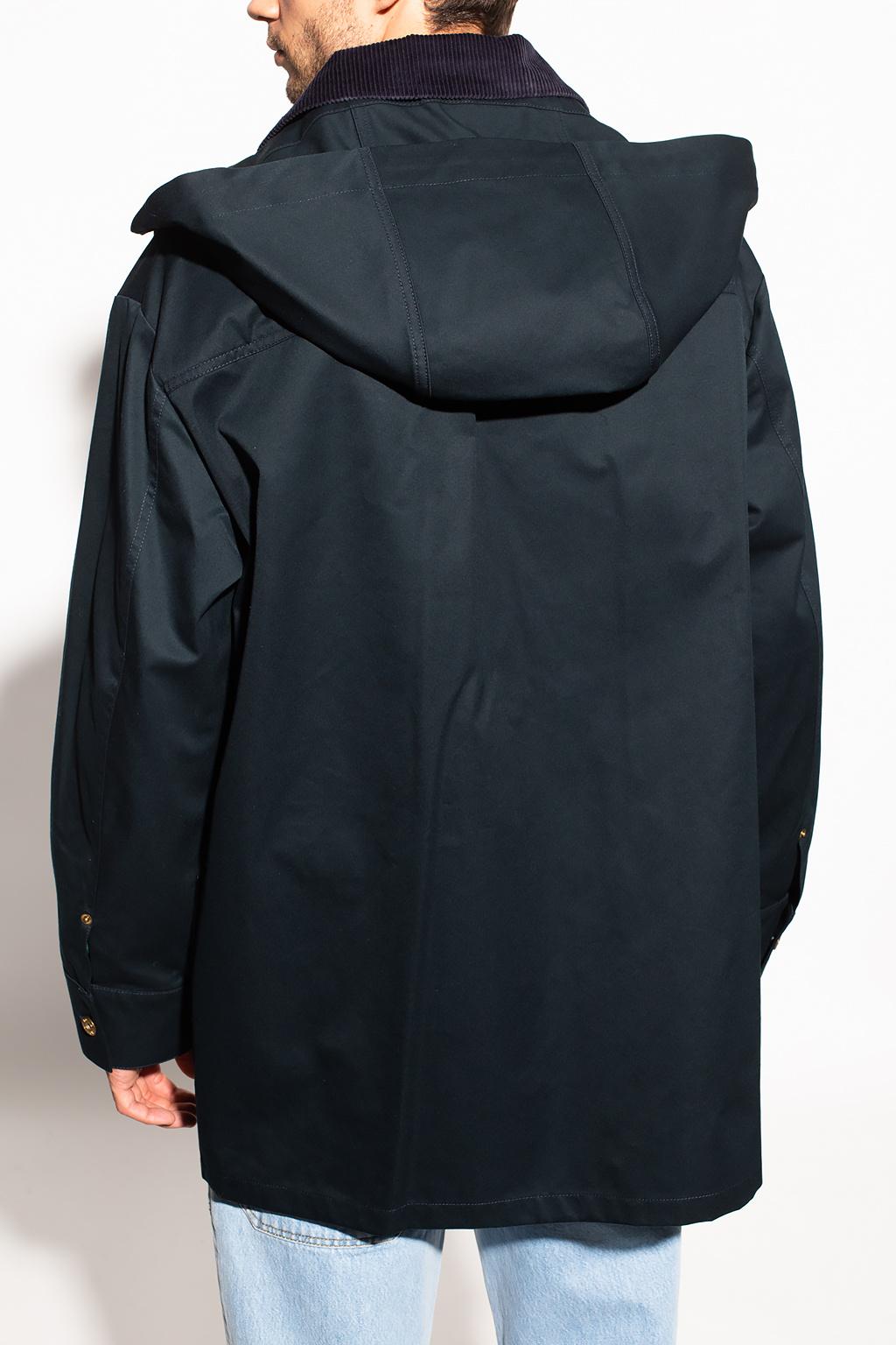 Loewe Coat with logo
