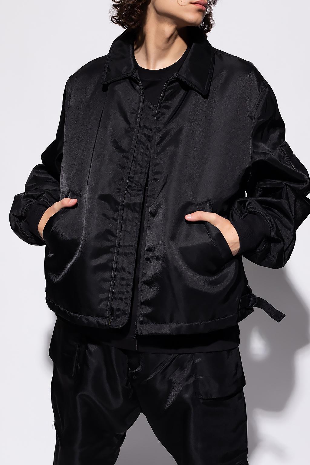 Y-3 Yohji Yamamoto Collared jacket