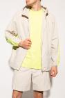 Y-3 Yohji Yamamoto Hooded track jacket