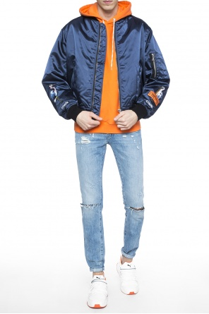 Bomber jacket od Heron Preston