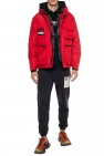 Down jacket with high collar od Heron Preston