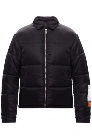 Pikowana kurtka od Heron Preston